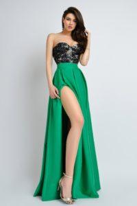 rochia de banchet lunga