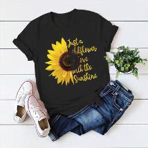 Tricouri vesele pentru femei in tendinte